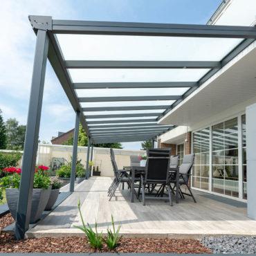 Favorit Reihenhaus und Terrassenüberdachung - darauf gilt es zu achten LJ87
